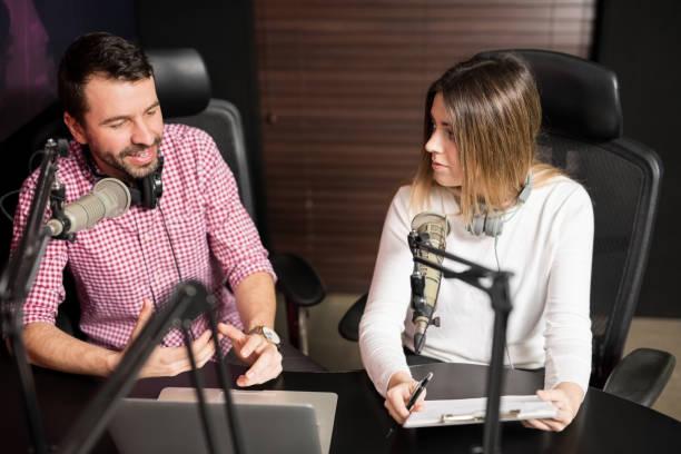 autori radiofonici in radio